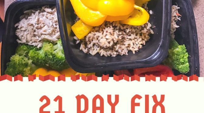 Recipes Made Simple: 21 Day Fix Friendly Lunch Meal Prep